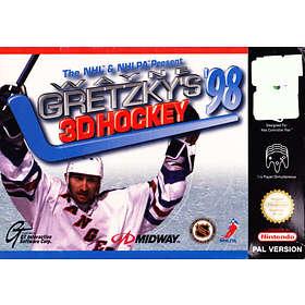 Wayne Gretzky's 3D Hockey '98 (N64)