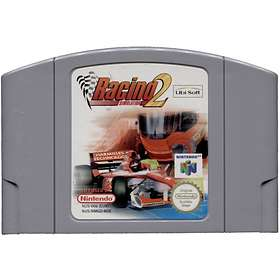 Monaco Grand Prix Racing Simulation 2 (N64)