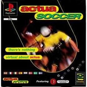 Actua Soccer (PS1)