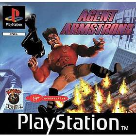 Agent Armstrong (PS1)