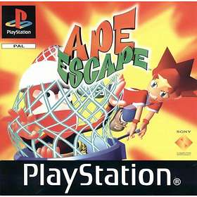 Ape Escape (PS1)