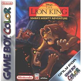 The Lion King: Simba's Mighty Adventure (PS1)
