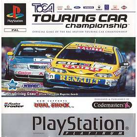 ToCA: Touring Car Championship (PS1)