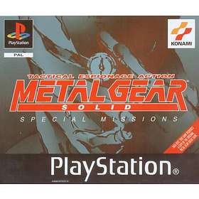 Metal Gear Solid: Special Missions (PS1)