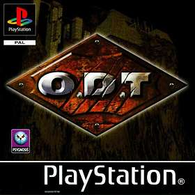 O.D.T.: Escape or Die Trying (PS1)