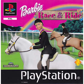 Barbie: Race & Ride (PS1)