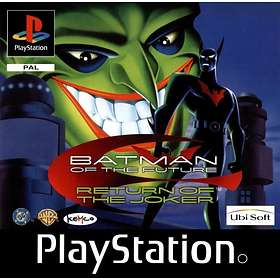 Batman of the Future: Return of the Joker (PS1)