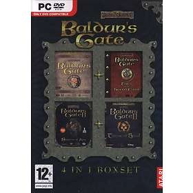 Baldur's Gate - 4 in 1 Box Set (PC)