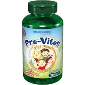 Holland & Barrett PreVites with Iron 250 Tablets