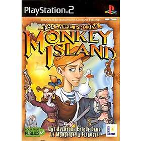 Escape from Monkey Island (PS2)
