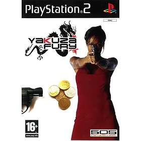 Yakuza Fury (PS2)