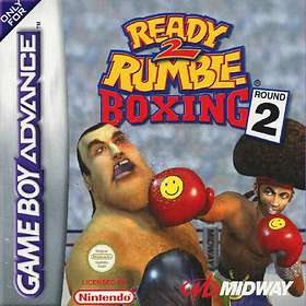 Ready 2 Rumble Boxing: Round 2 (GBA)