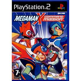 Mega Man X: Command Mission (PS2)