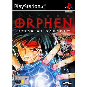 Orphen: Scion of Sorcery (PS2)