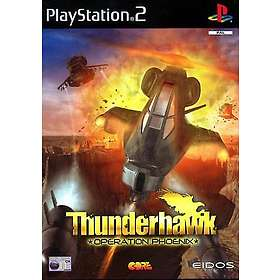 Thunderhawk: Operation Phoenix (PS2)