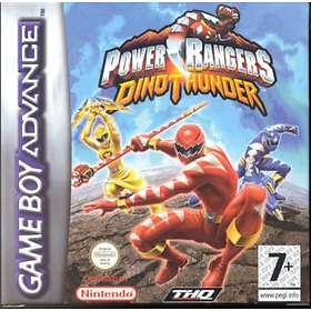 Power Rangers Dino Thunder (GBA)