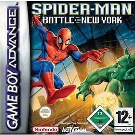 Spider-Man: Battle for New York (GBA)