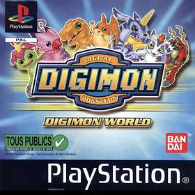 Digimon World (PS1)
