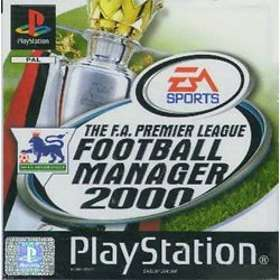 The F.A. Premier League Football Manager 2000 (PS1)