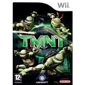 TMNT: Teenage Mutant Ninja Turtles (Wii)