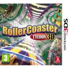 RollerCoaster Tycoon 3D (3DS)
