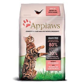 Applaws Cat Dry Adult Chicken & Salmon 0.4kg