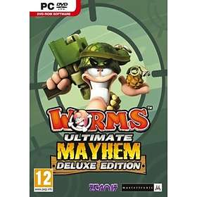 Worms: Ultimate Mayhem - Deluxe Edition (PC)