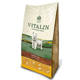 Vitalin Sensitive Lamb & Rice 2,5Kg