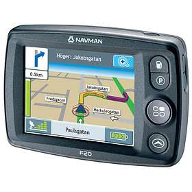 Navman GPS-F20 (Europe)