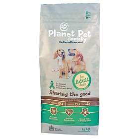 Planet Pet Dog Adult Chicken & Rice 15kg