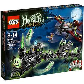 LEGO Monster 9467 Fighters The Ghost Train