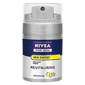 Nivea For Men New Energy Face Cream Q10 50ml