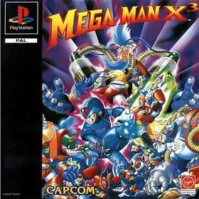 Mega Man X3 (PS1)