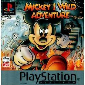 Mickey's Wild Adventure (PS1)