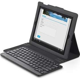 Belkin YourType Keyboard Folio for iPad 3 (Nordisk)