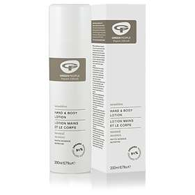 Green People Neutral Scent Free Hand & Body Lotion 200ml