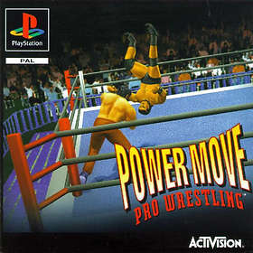 Power Move: Pro Wrestling (PS1)