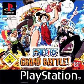 One Piece: Grand Battle! (PS1)
