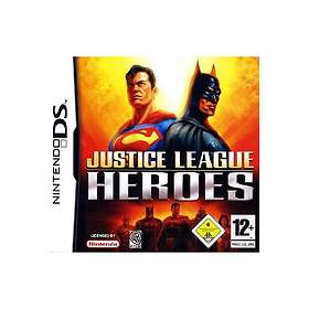 Justice League Heroes (DS)