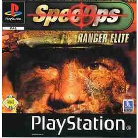 Spec Ops: Ranger Elite (PS1)