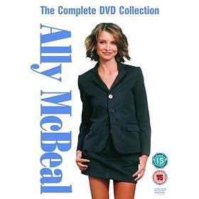 Ally Mcbeal - The Complete Season 1-5 Collection