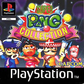 Super Pang Collection (PS1)