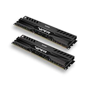 Patriot Viper 3 Black Mamba DDR3 1600MHz 2x8GB (PV316G160C9K)