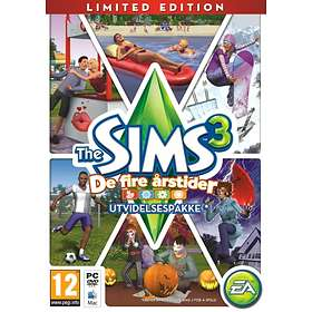 The Sims 3: Seasons  - Limited Edition (Expansion) (PC)