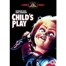 Child's Play (1988) (UK)