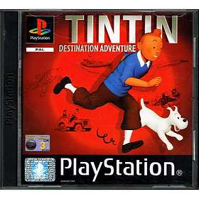 Tintin: Destination Adventure (PS1)