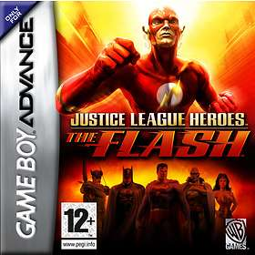 Justice League Heroes: The Flash (GBA)