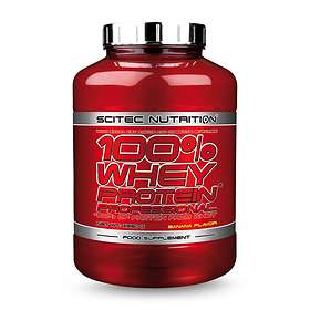 Scitec Nutrition 100% Whey Protein Professional 2,35kg