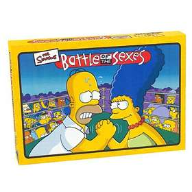 Battle of the Sexes Simpsons