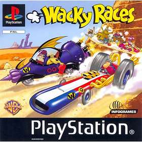 Wacky Races (PS1)